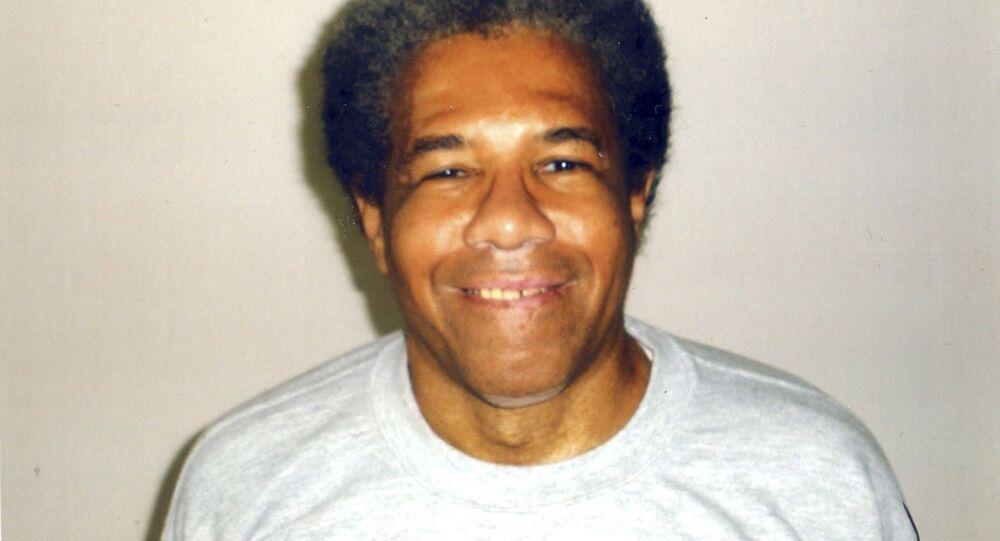 Albert Woodfox, an inmate at Louisiana State Prison