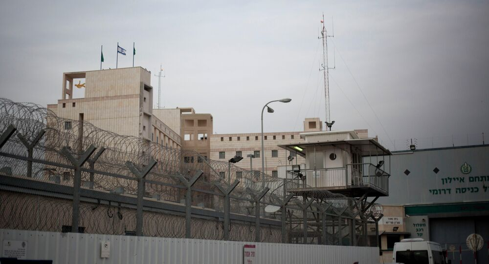 The Ayalon prison complex in Ramle, central Israel,Thursday, Feb. 14, 2013