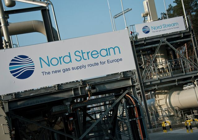 Gazprom, German BASF Discuss Cooperation on Nord Stream-2 Project
