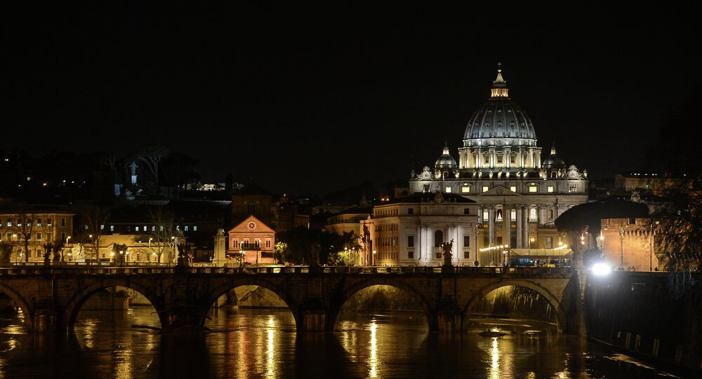 St Peter's Cathedral in Vatican