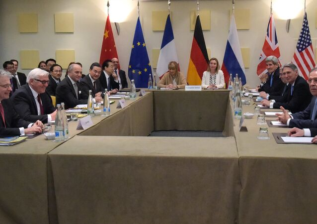 P5+1, Iran hold nuclear talks