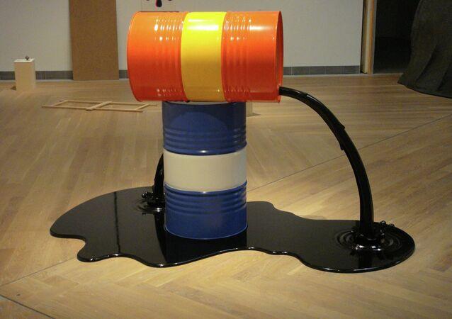 Oil barrell
