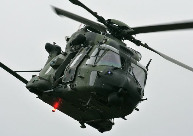 Stockholm will receive the first in a new fleet of anti-submarine helicopters.