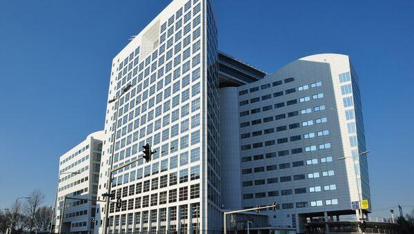 International Criminal Court in Hague - Sputnik International
