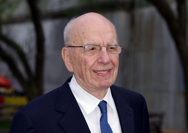 Rupert Murdoch. File photo