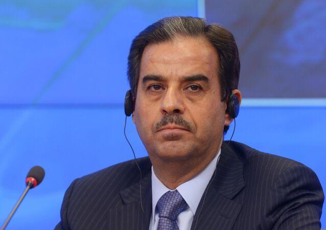 Lebanese Ambassador to the Russian Federation Shawki Bou Nassar