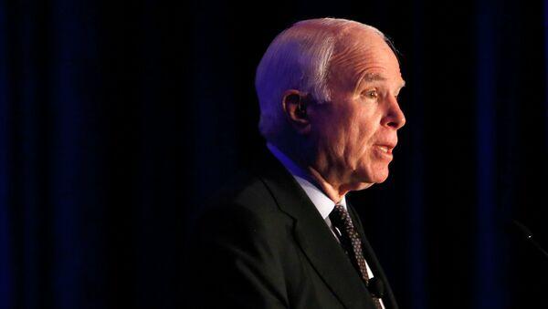 Sen. John McCain - Sputnik International