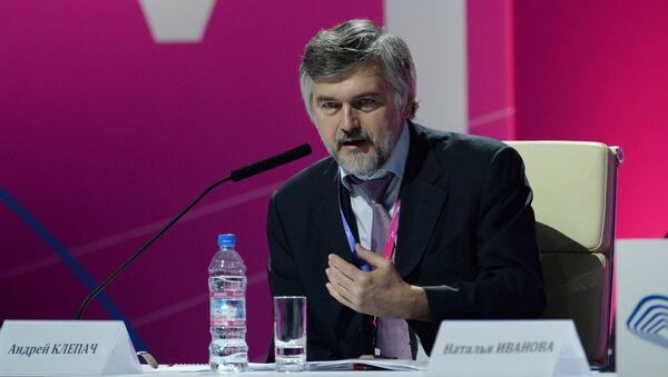 VEB Bank Deputy Chairman Andrei Klepach - Sputnik International