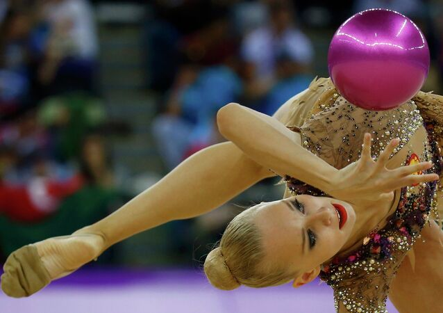 The Alliance of Art and Sport: Rhytmic Gymnastics at European Games 2015