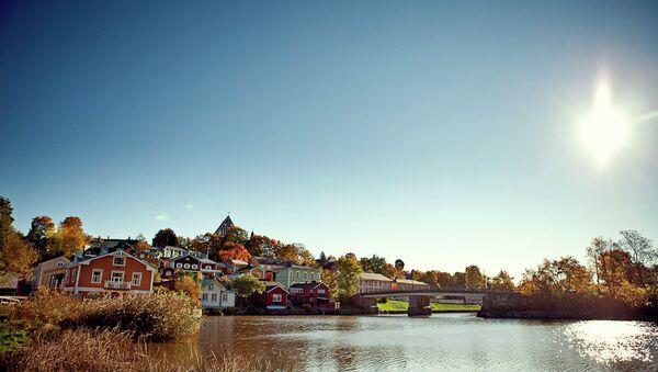 Porvoo, Finland - Sputnik International