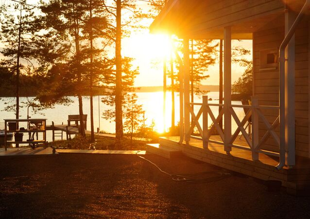 Cottage Life in Finnish Lakeland