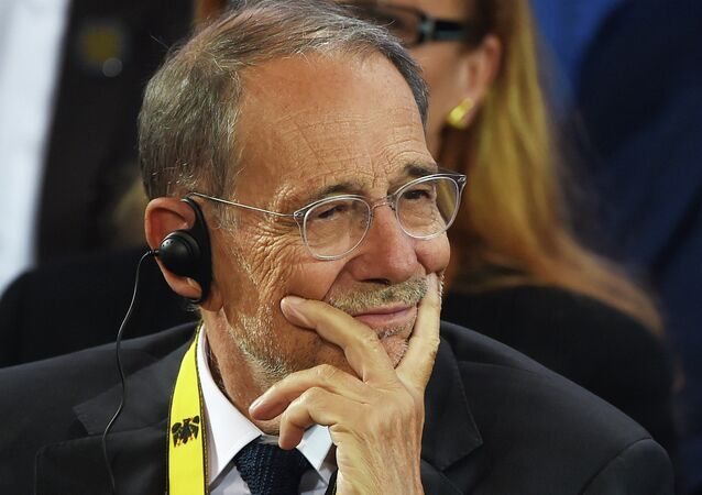 The West and Russia need détente, said Javier Solana, the former Secretary General of NATO and the former High Representative of the EU for Foreign Affairs and Security Policy.