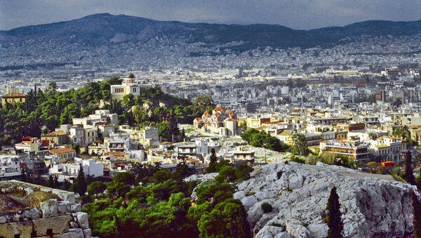 View of Athens - Sputnik International
