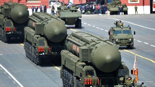RS-24 Yars/SS-27 Mod 2 solid-propellant intercontinental ballistic missiles - Sputnik International