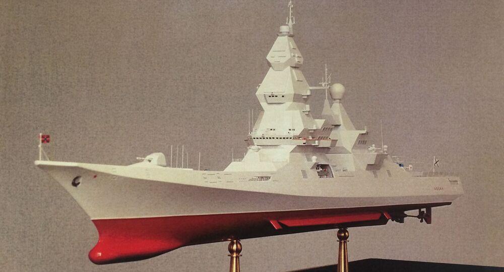 Leader class destroyer