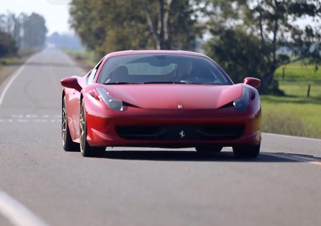 A Teenager's Incredible Story of Ferrari Ownership