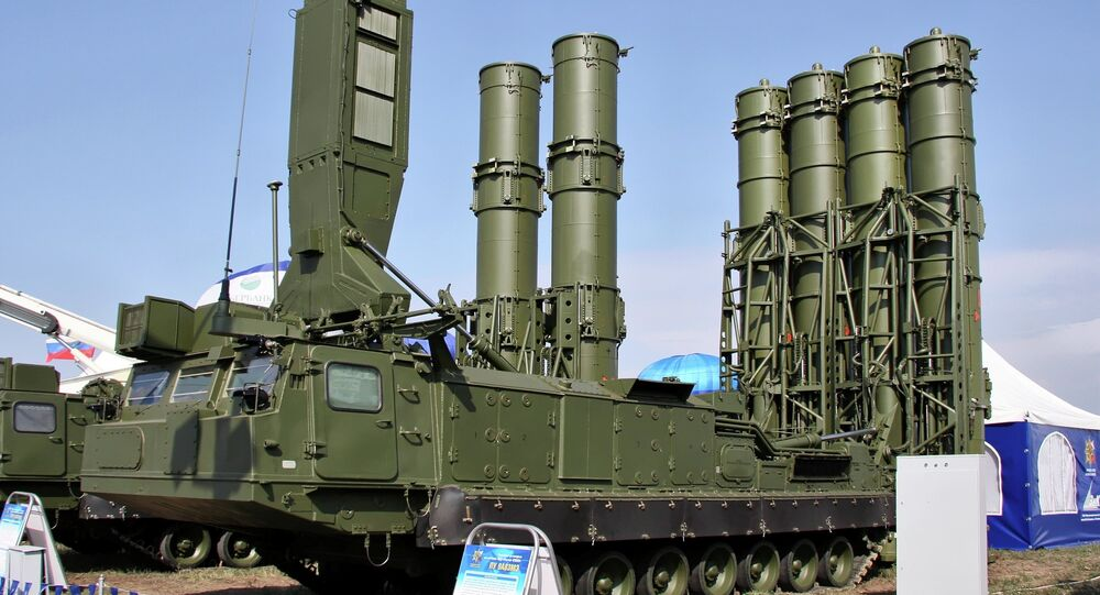 S-300VM Antei-2500 air defense system