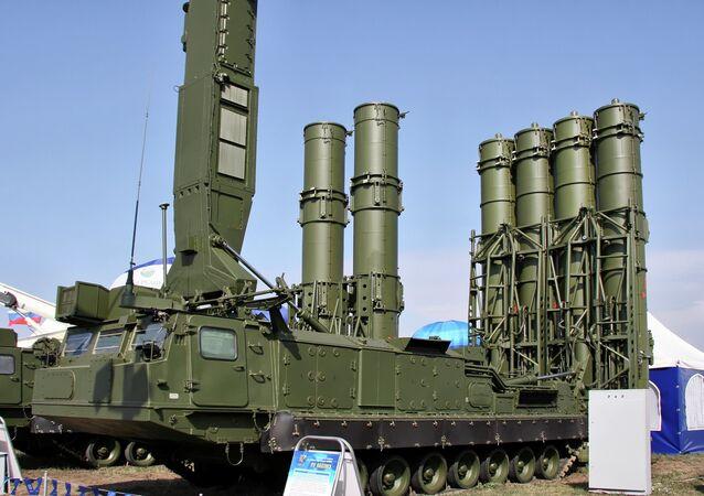 S-300VM Antei-2500 air defense system