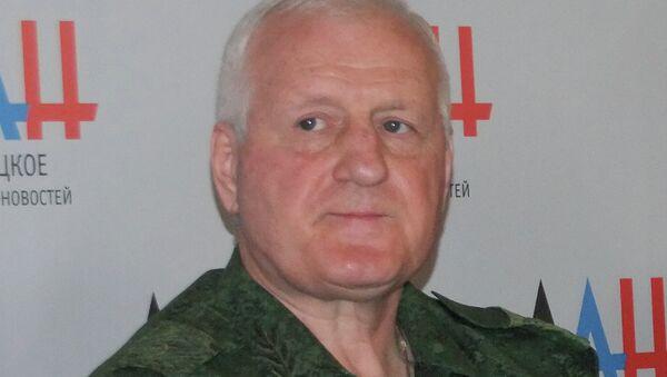 Alexander Kolomiyets - Sputnik International
