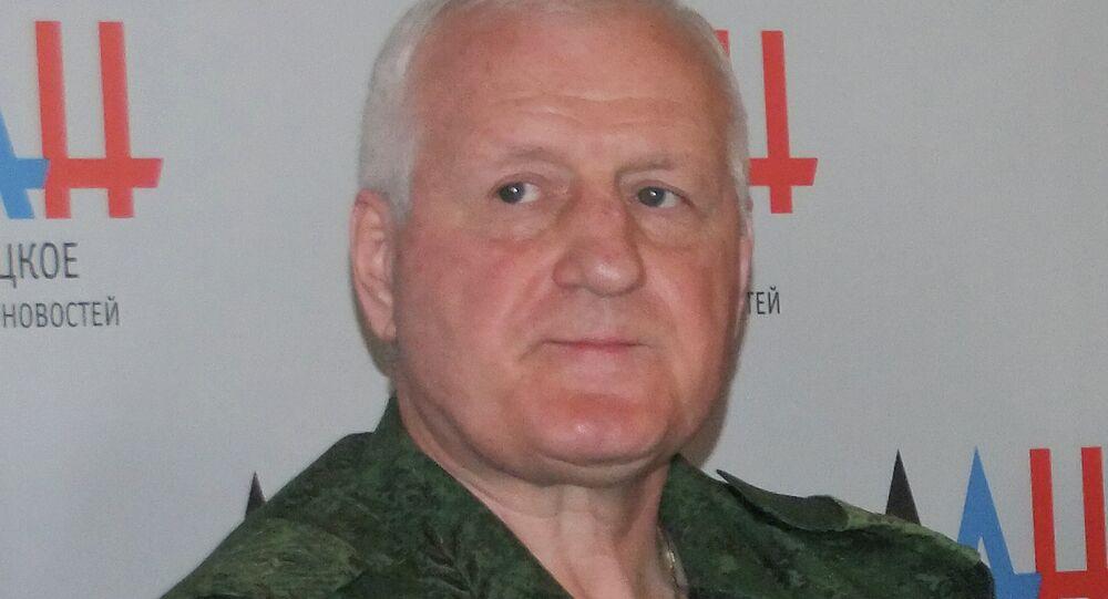 Alexander Kolomiyets