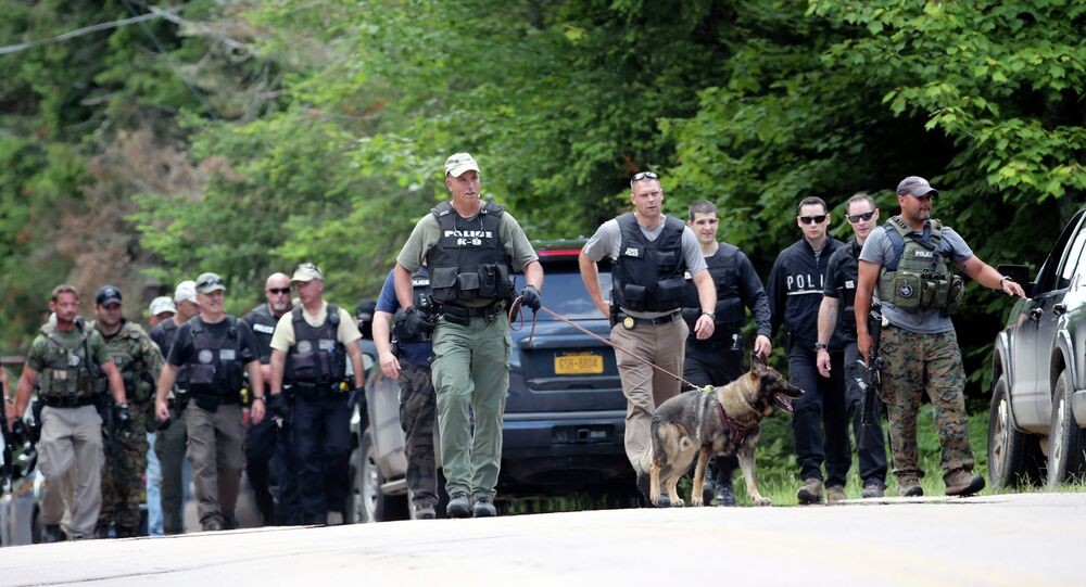 Boxers or Briefs? Underwear, DNA Found in Search for Fugitive NY Murderers