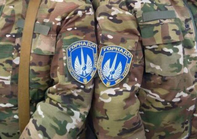 Ukraine's Chief Military Prosecutor Anatoly Matios stated Monday that fighters from the Tornado territorial defense battalion have resisted Internal Affairs Ministry orders to lay down their arms, and are presently located in a town just outside Kiev, Ukrainian media have reported.