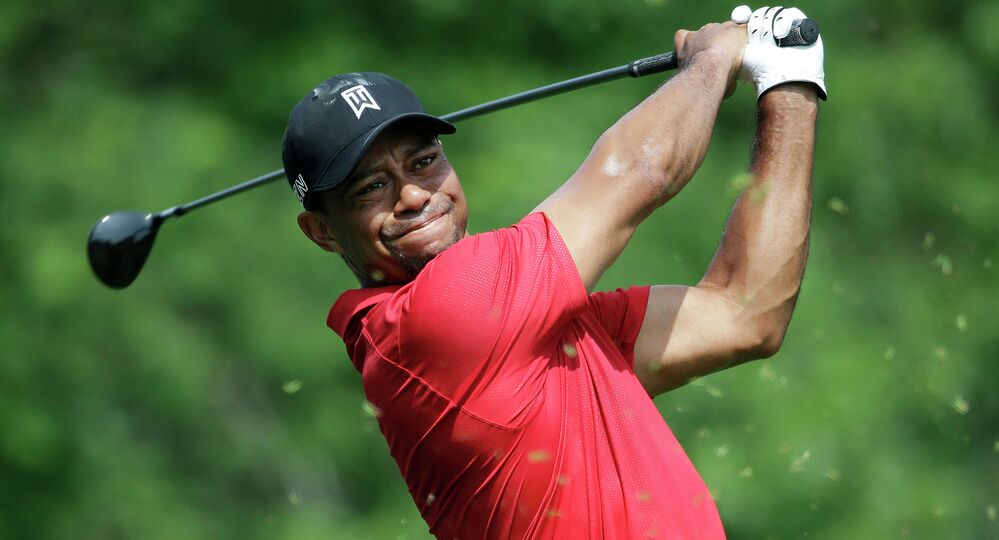 'Really Great Guy' Tiger Woods Sees First Masters Win ...