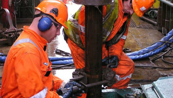 Gazprom, Total and StatoilHydro are partners for Shtokman development project, Phase 1 - Sputnik International