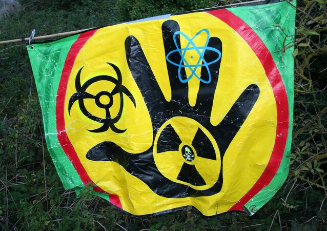 Stop New Nuclear Hinkley Point nuclear power blockade