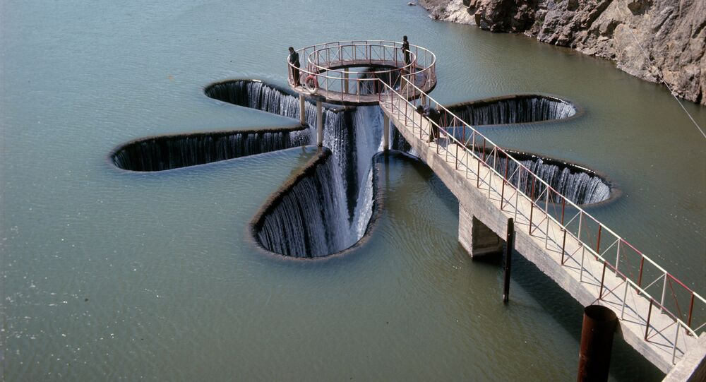 Tatev hydroelectric station