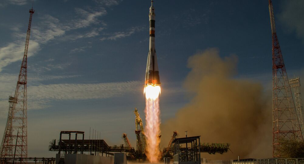 Expedition 33 Soyuz Launch