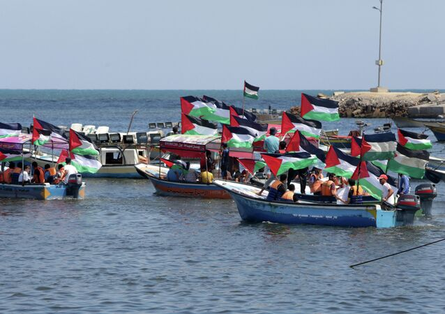 Israel expanded the fishing areas for Gazans from six to nine nautical miles Sunday