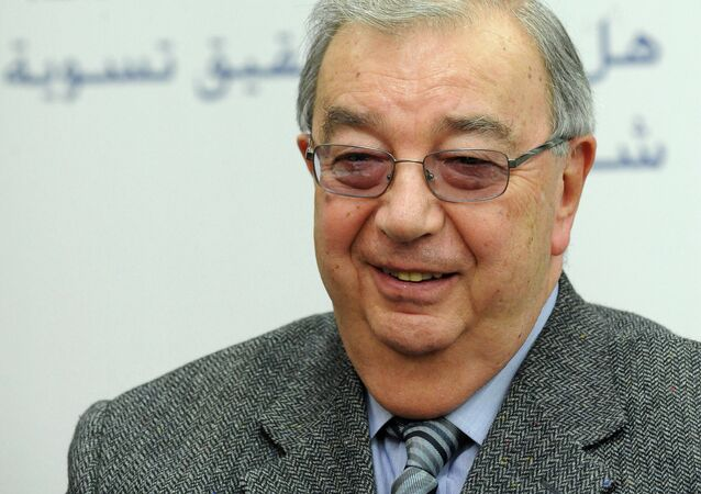 Yevgeny Primakov, International Middle East 2020 Conference