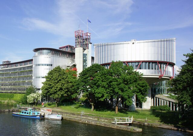 European Court of Human Rights, Strasbourg