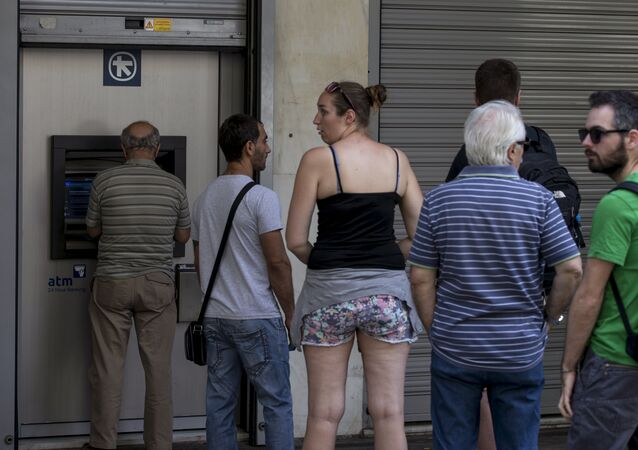 Greece will likely lift capital controls in late 2015 or early 2016, the president of the Greek Banks Association said Thursday.