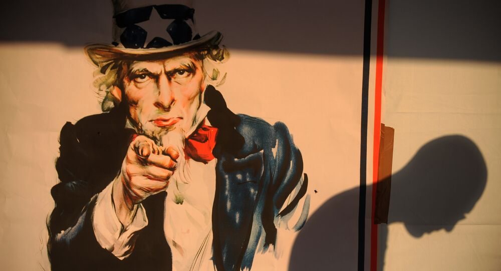 Poster of Uncle Sam