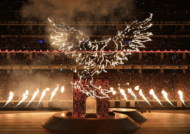 Baku-2015: The European Games of 'Kindness and Friendship'