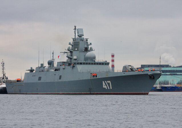 Admiral Sergey Gorshkov Frigate