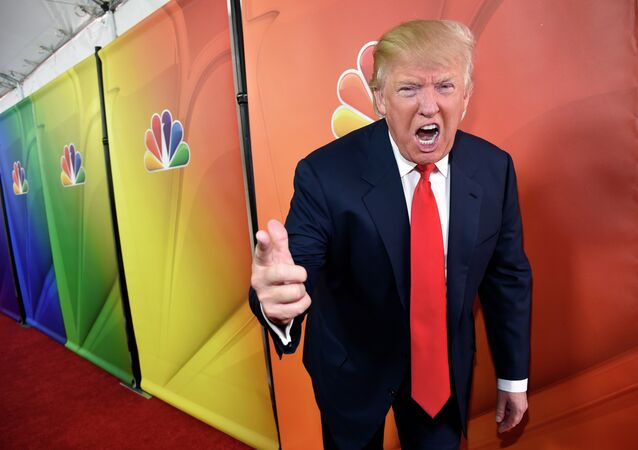 NBC Universal announced Monday it is ending its business relationship with real estate magnate and television host Donald Trump over recent derogatory statements he made about immigrants in a speech launching his 2016 presidential campaign.