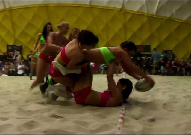 Awesome Women Playing Sports