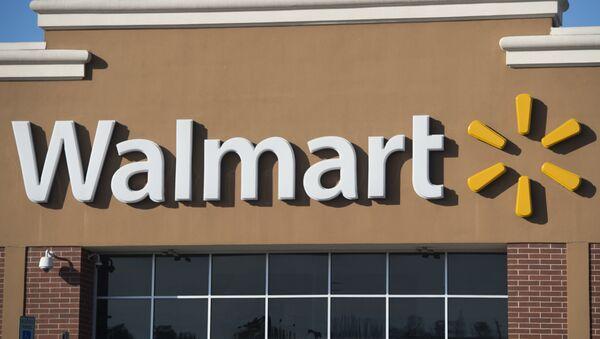 Walmart store - Sputnik International