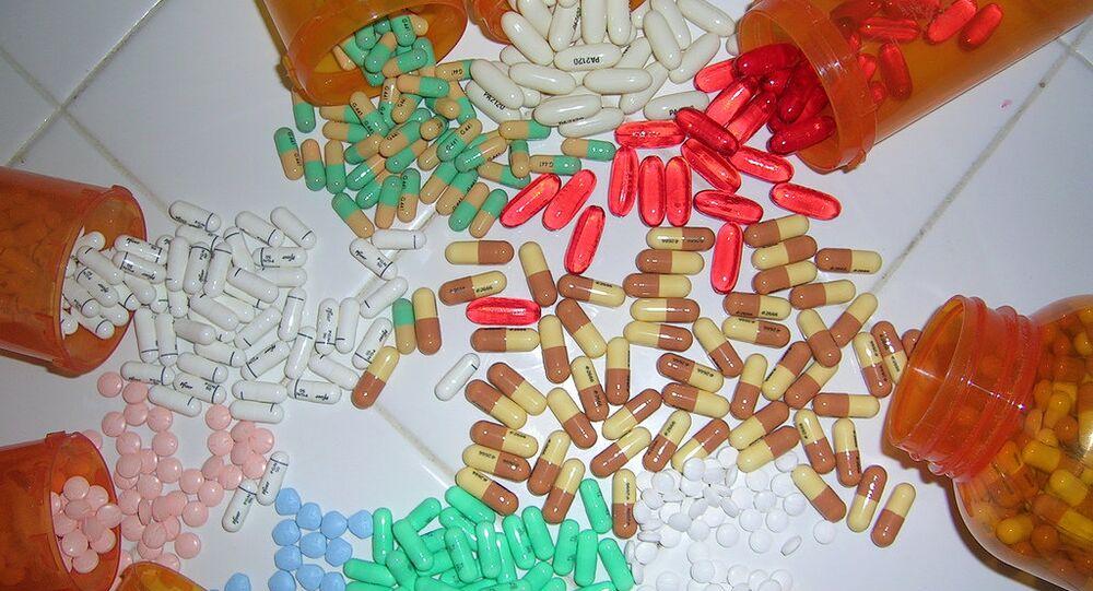 Pill Spill