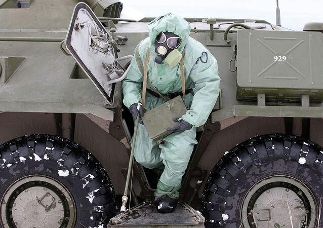Russia is due to host International Chemical Defense Games