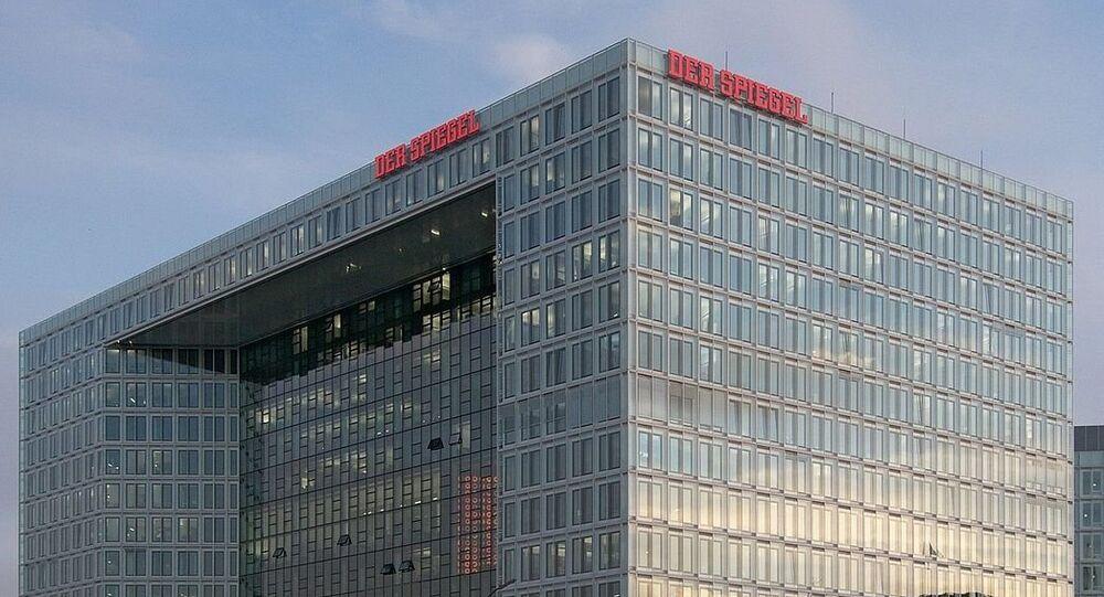 Der Spiegel headquarters