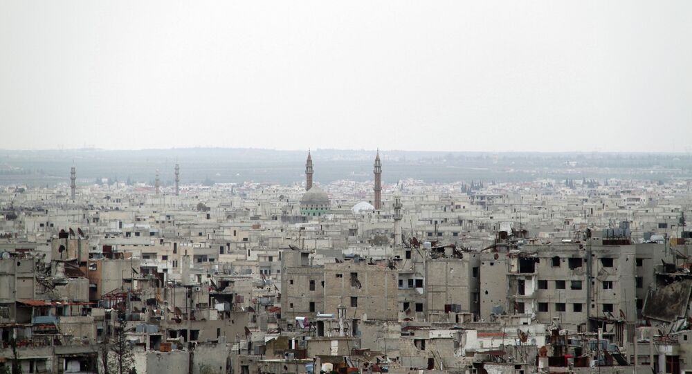 A six-year drought in Syria caused vast suffering and social dislocation before the 2011 Arab spring protests and the start of the civil war there