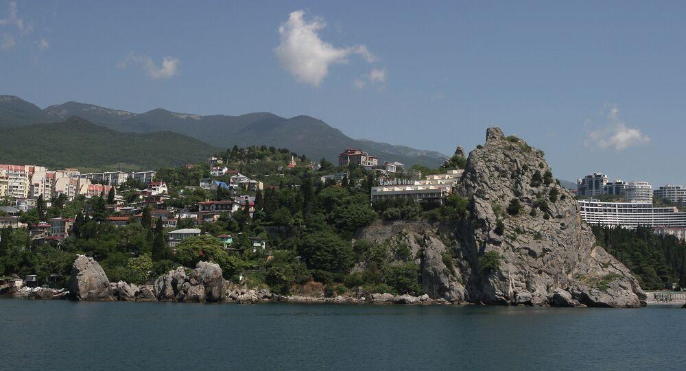 View of Crimea