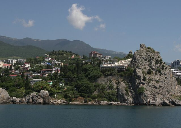 View of Crimea