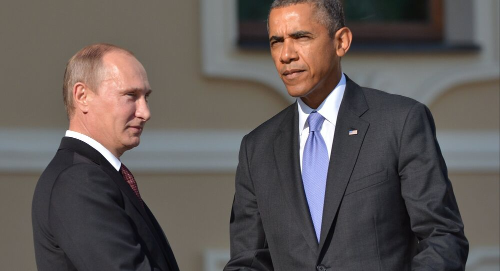 Official welcome of G20 leaders by Russian President Vladimir Putin