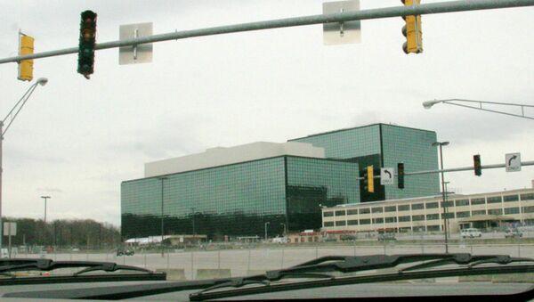NSA Headquarters Ft Meade Maryland - Sputnik International