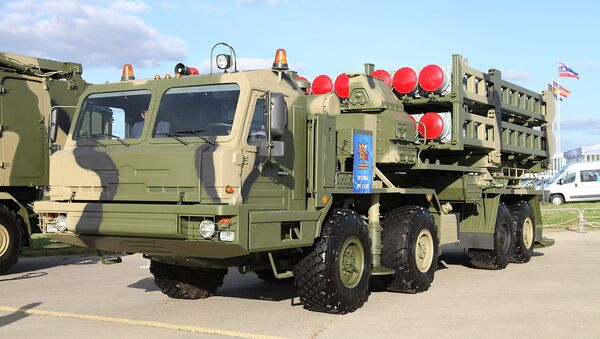 S-350 Vityaz - Sputnik International